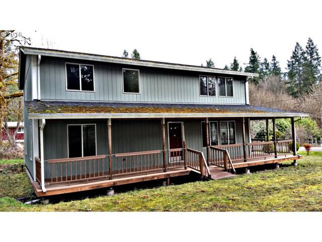 76680 La Duke Rd, Westfir, OR 97492 (MLS #18452091) :: Song Real Estate