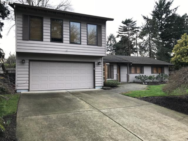8940 SW Caroline Dr, Portland, OR 97225 (MLS #18452471) :: Hatch Homes Group