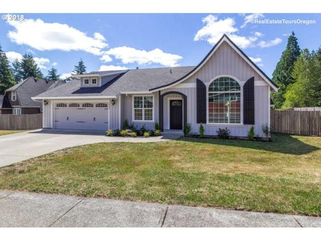 1842 Rose Hedge Ct, Vernonia, OR 97064 (MLS #18452500) :: Next Home Realty Connection