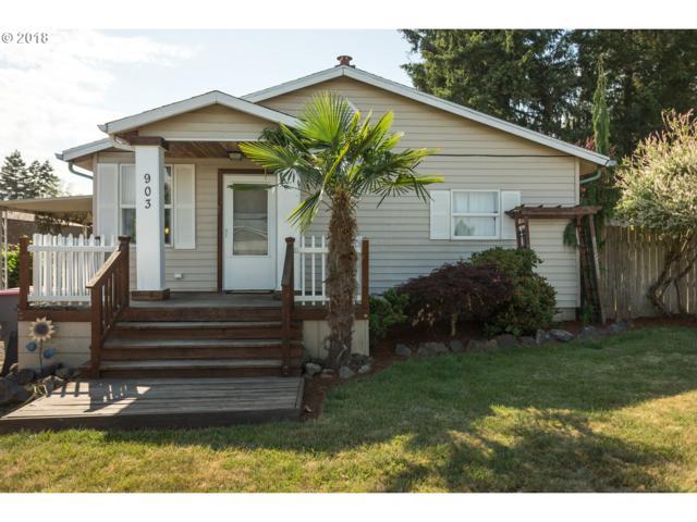 903 N Madison St, Lafayette, OR 97127 (MLS #18453069) :: Portland Lifestyle Team