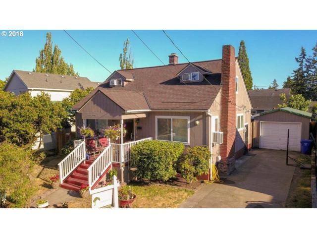 8542 NE Multnomah St, Portland, OR 97220 (MLS #18453458) :: Team Zebrowski
