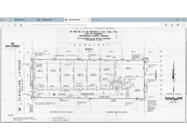 1097 NE 17th Ter, Gresham, OR 97030 (MLS #18453582) :: McKillion Real Estate Group