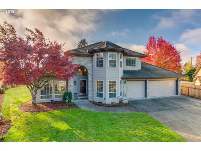 1921 NW 87TH Cir, Vancouver, WA 98665 (MLS #18453697) :: The Sadle Home Selling Team