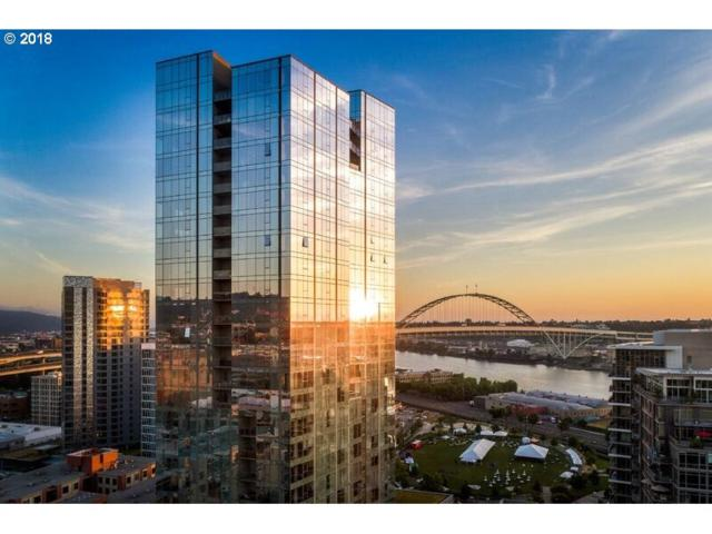1075 NW Northrup St #812, Portland, OR 97209 (MLS #18453803) :: McKillion Real Estate Group