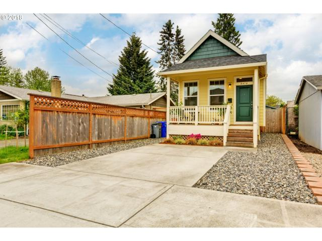 8414 NE Russell St, Portland, OR 97220 (MLS #18453939) :: Harpole Homes Oregon