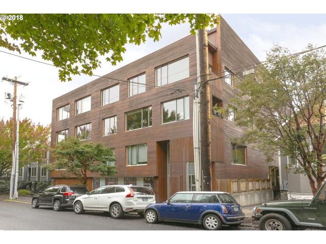 2538 NW Thurman St #305, Portland, OR 97210 (MLS #18454116) :: Hatch Homes Group