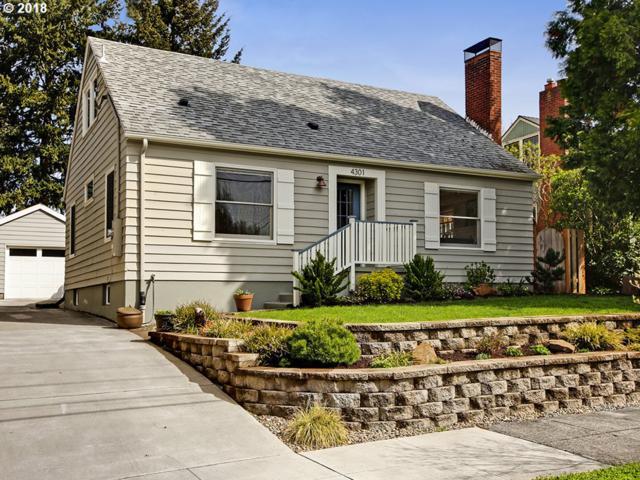 4301 SE Nehalem St, Portland, OR 97206 (MLS #18454599) :: The Dale Chumbley Group