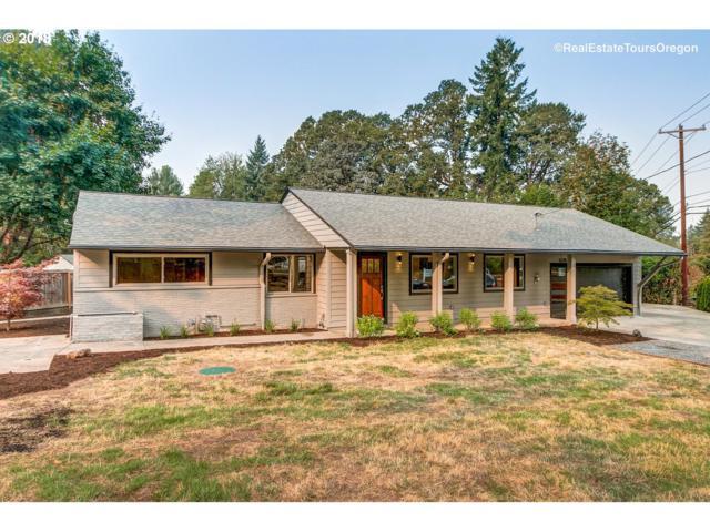 5228 Bonita Rd, Lake Oswego, OR 97035 (MLS #18454782) :: Matin Real Estate