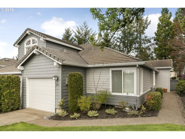 9847 NW Silver Ridge Loop, Portland, OR 97229 (MLS #18454791) :: Song Real Estate