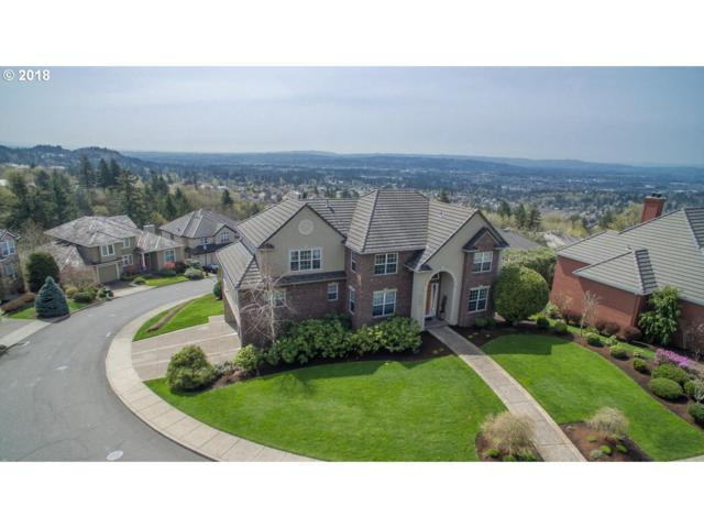 3102 NW Chapin Dr, Portland, OR 97229 (MLS #18455271) :: Team Zebrowski