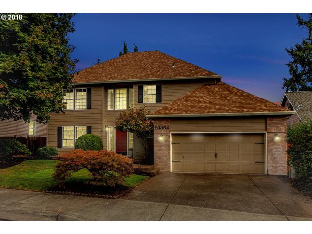 23854 SW Aldergrove Ave, Sherwood, OR 97140 (MLS #18456334) :: Fox Real Estate Group