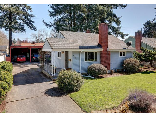 1838 NE 101ST Ave, Portland, OR 97220 (MLS #18456607) :: Hatch Homes Group