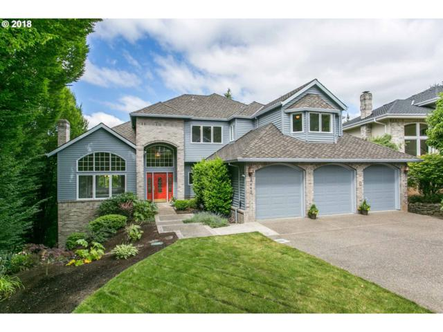 2063 Wellington Dr, West Linn, OR 97068 (MLS #18456620) :: The Sadle Home Selling Team