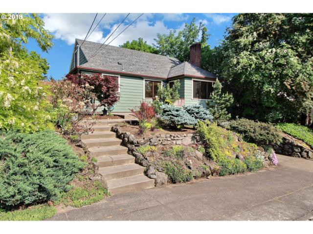 616 SE 68TH Ave, Portland, OR 97215 (MLS #18456701) :: The Dale Chumbley Group