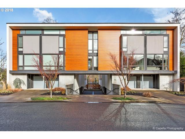 245 SW Meade St C4, Portland, OR 97201 (MLS #18457599) :: Hatch Homes Group