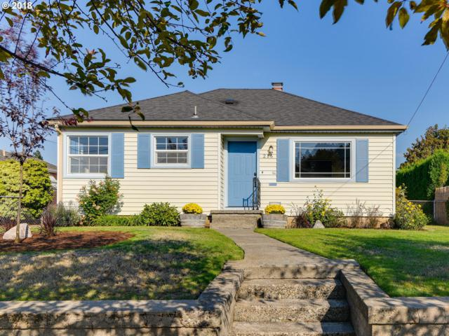 216 SE 75TH Ave, Portland, OR 97215 (MLS #18457978) :: Next Home Realty Connection
