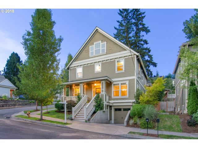 7510 SW 36TH Ave, Portland, OR 97219 (MLS #18458060) :: Hatch Homes Group