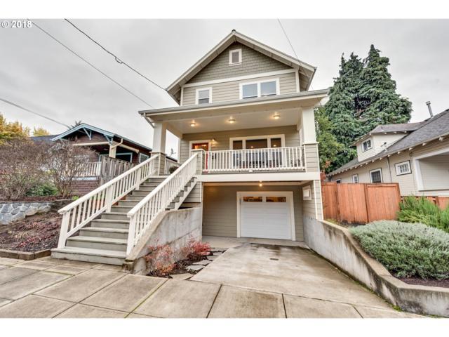 3842 SE 41ST Ave, Portland, OR 97202 (MLS #18458382) :: Hatch Homes Group