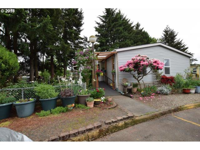 2145 31ST ST SPACE 39 #39, Springfield, OR 97477 (MLS #18458776) :: Team Zebrowski