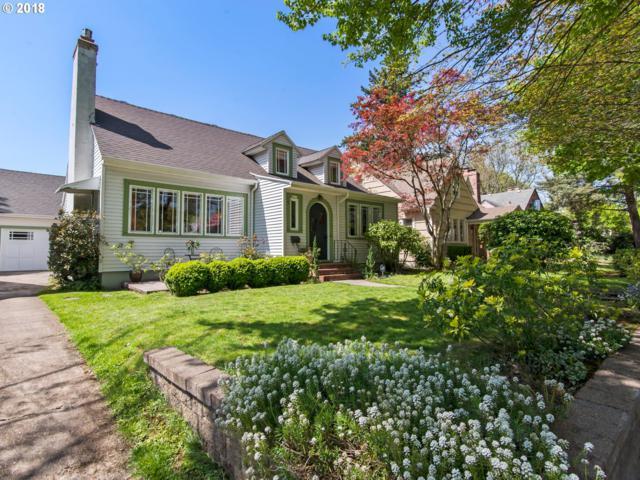 2615 NE 35TH Pl, Portland, OR 97212 (MLS #18459165) :: The Sadle Home Selling Team