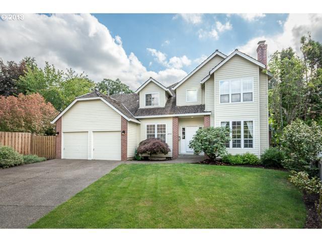 6915 SW 169TH Pl, Beaverton, OR 97007 (MLS #18459211) :: Matin Real Estate