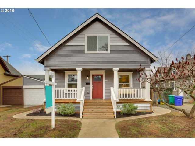 5244 NE Everett St, Portland, OR 97213 (MLS #18459302) :: Next Home Realty Connection