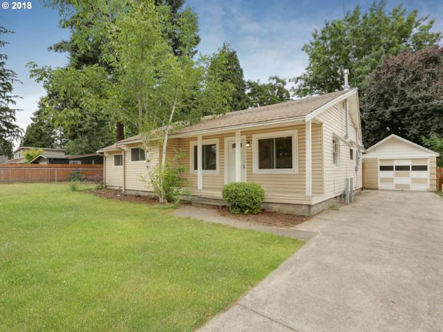 3511 NE 54TH St, Vancouver, WA 98661 (MLS #18460164) :: The Sadle Home Selling Team