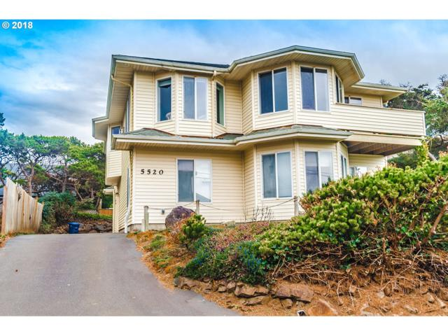 5520 NW Jetty Ave, Lincoln City, OR 97367 (MLS #18460404) :: McKillion Real Estate Group