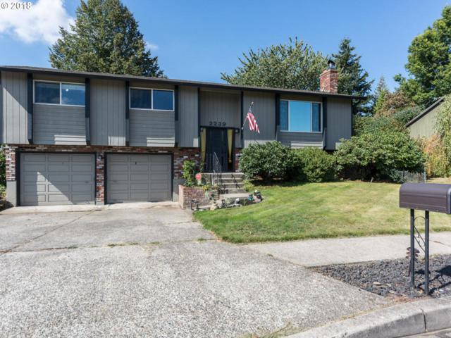 2239 SW Mcginnis Ave, Troutdale, OR 97060 (MLS #18461033) :: Stellar Realty Northwest