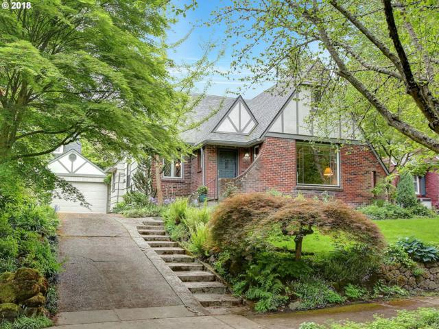 7632 SE 28TH Ave, Portland, OR 97202 (MLS #18461091) :: Team Zebrowski