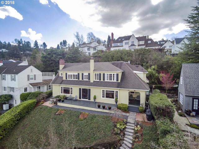 2828 NW Cumberland Rd, Portland, OR 97210 (MLS #18461141) :: McKillion Real Estate Group