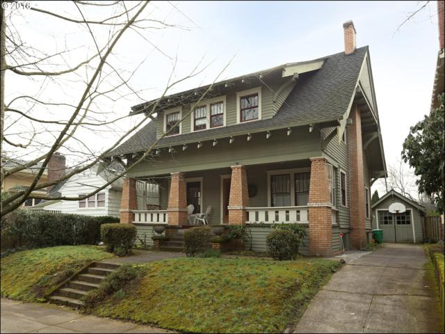 3828 NE Flanders St, Portland, OR 97232 (MLS #18461293) :: Next Home Realty Connection