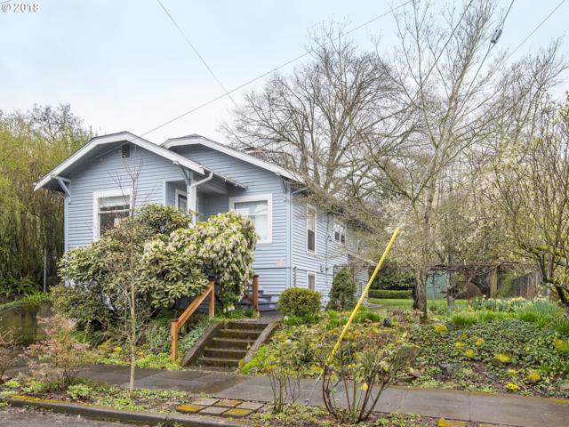 5558 SE Oak St, Portland, OR 97215 (MLS #18461537) :: Premiere Property Group LLC