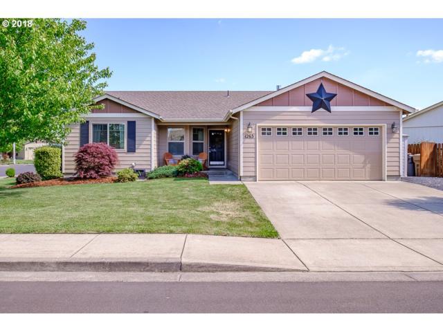 1263 Linden Ct, Sweet Home, OR 97386 (MLS #18461958) :: R&R Properties of Eugene LLC