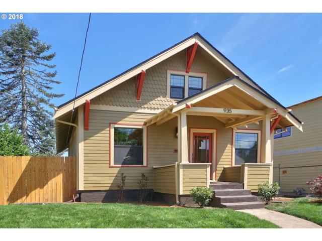 935 N Stafford St, Portland, OR 97217 (MLS #18462056) :: Fox Real Estate Group