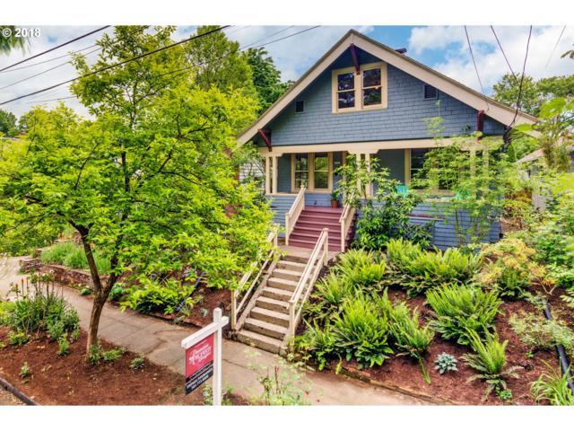 3322 SE Brooklyn St, Portland, OR 97202 (MLS #18462683) :: McKillion Real Estate Group