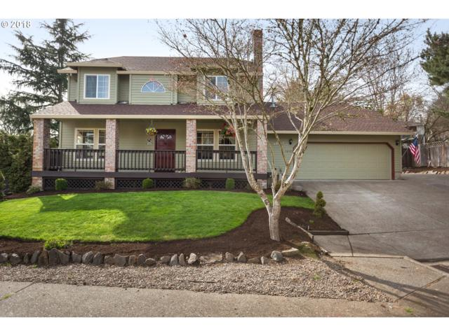 16123 SW Barrington Pl, Tigard, OR 97224 (MLS #18463515) :: Portland Lifestyle Team
