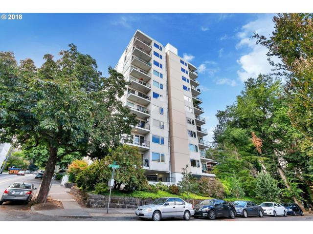 2211 SW Park Pl #304, Portland, OR 97205 (MLS #18463978) :: Hatch Homes Group