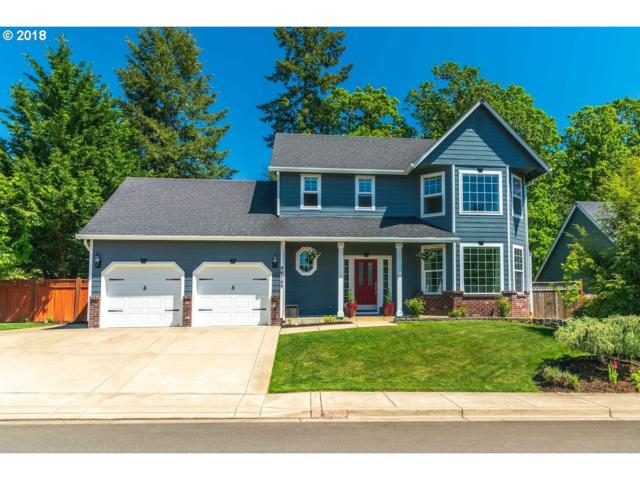 88145 9TH St, Veneta, OR 97487 (MLS #18464539) :: R&R Properties of Eugene LLC