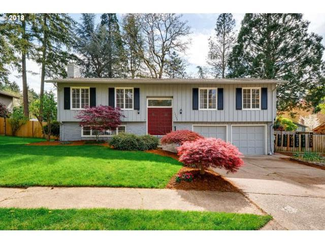 14280 SW Kimberly Dr, Beaverton, OR 97008 (MLS #18464995) :: Next Home Realty Connection