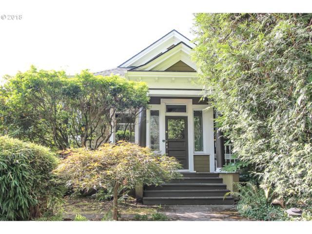 2950 SE Salmon St, Portland, OR 97214 (MLS #18465387) :: Hatch Homes Group