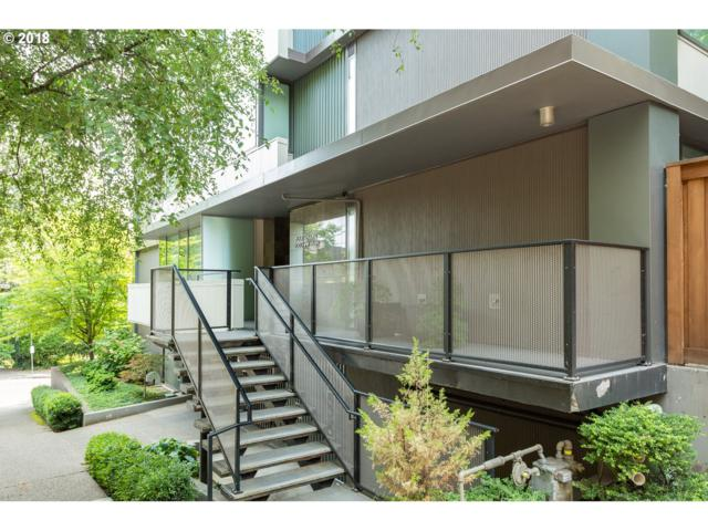 2020 SW Main St #806, Portland, OR 97205 (MLS #18465472) :: Hatch Homes Group