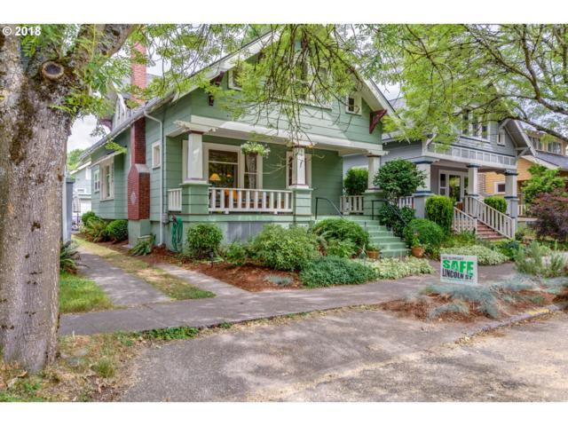 3967 SE Lincoln St, Portland, OR 97214 (MLS #18467214) :: Hatch Homes Group