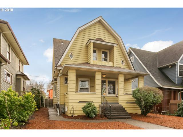 1518 SE Poplar Ave, Portland, OR 97214 (MLS #18467605) :: Next Home Realty Connection