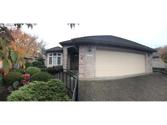 4293 NW Tamoshanter Way, Portland, OR 97229 (MLS #18467680) :: The Sadle Home Selling Team