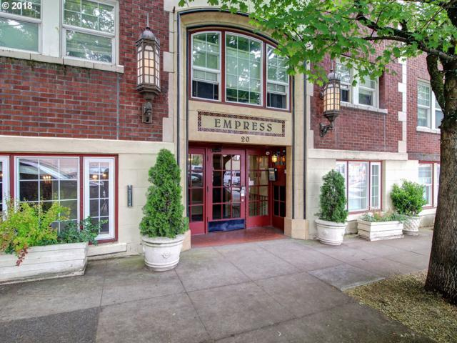 20 NW 16TH Ave #211, Portland, OR 97209 (MLS #18469048) :: Next Home Realty Connection