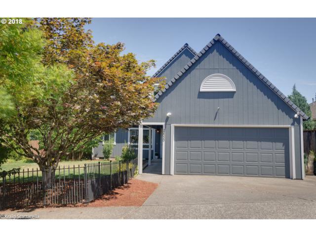 22020 SW Mandan Dr, Tualatin, OR 97062 (MLS #18470206) :: McKillion Real Estate Group