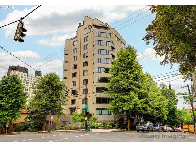 2245 SW Park Pl 6D, Portland, OR 97205 (MLS #18470530) :: Hatch Homes Group