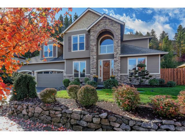 3809 NW Jasmine St, Camas, WA 98607 (MLS #18471213) :: Fox Real Estate Group