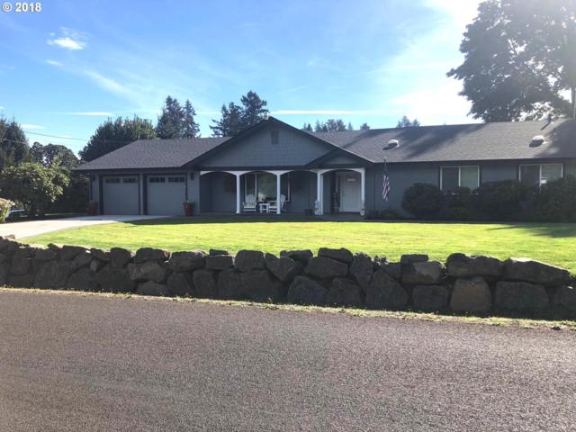 84923 Tillicum Ave, Pleasant Hill, OR 97455 (MLS #18471286) :: Song Real Estate